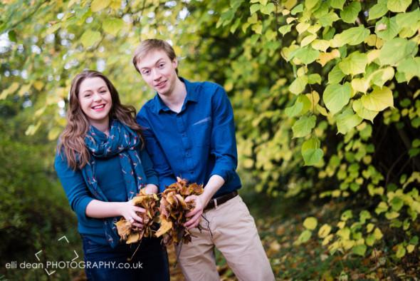Molly & Jonathan Portraits