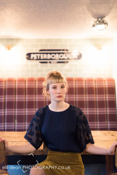 Fashion shoot Stamford and Nele Living Dec 2015
