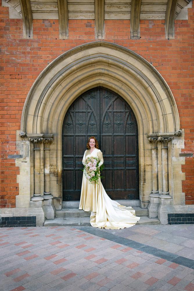 city weddings - wedding photographer Leicester - The Case Restaurant - Elli Dean Photography