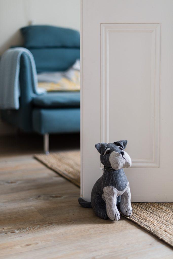Dora designs - doorstop - draught excluder