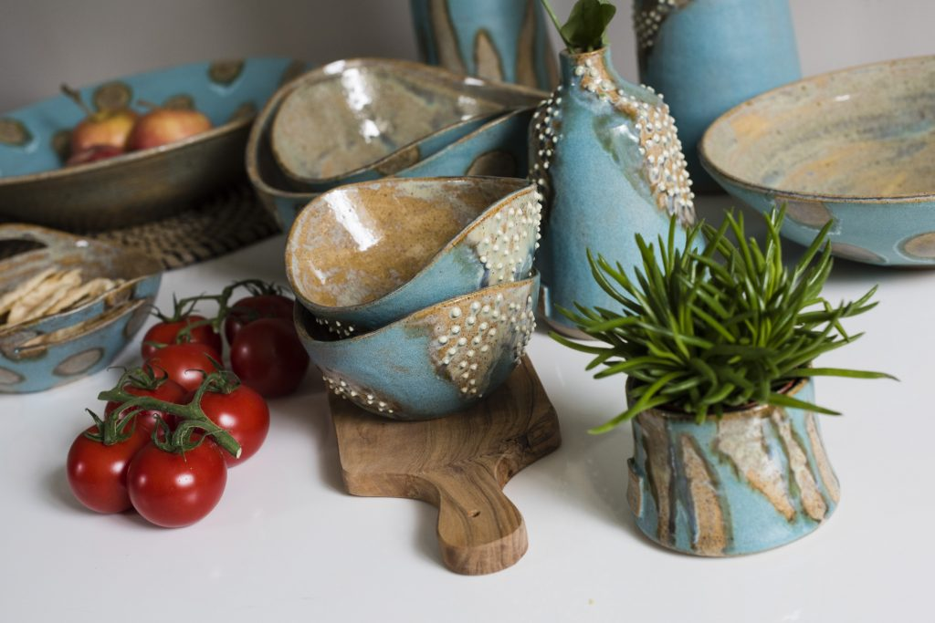 Connie Taylor Ceramics - Elli Dean Photography - product photography - ceramics - pottery - bctf - portrait photography - artist photography